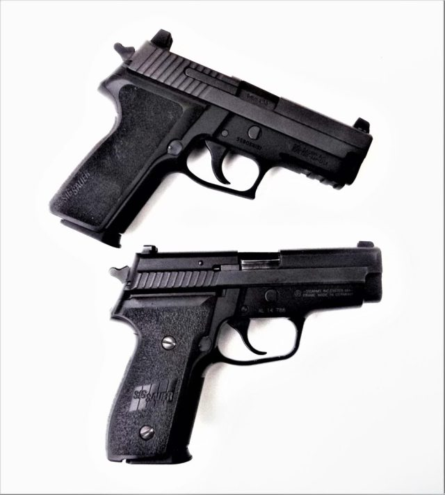 SIG P229 Pistols