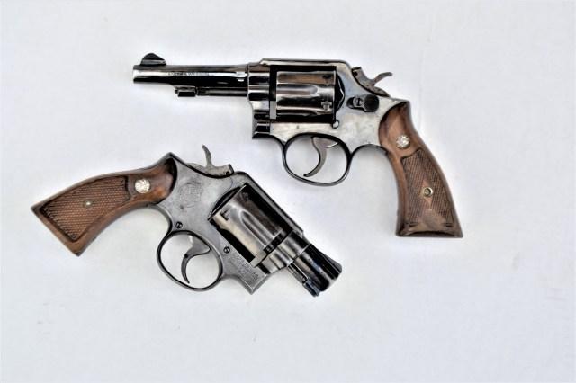 M&P Revolvers