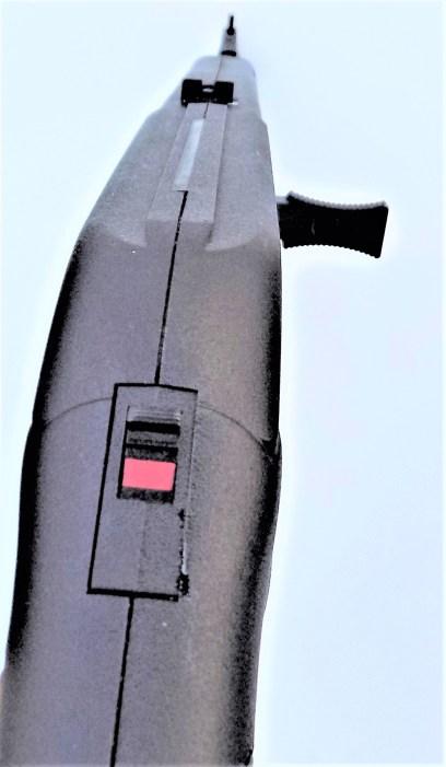 Mossberg Blaze Safety Selector