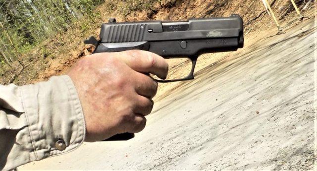 Shooting SIG Carry SAS