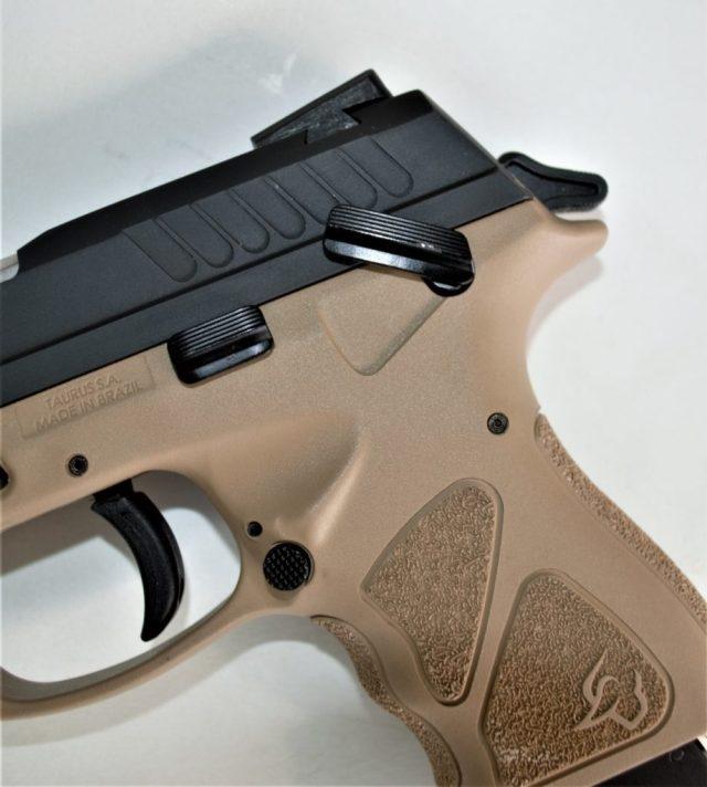 Taurus 9mm handgun