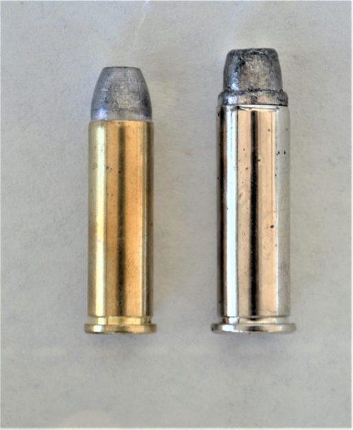 .32 H&R Magnum and .38 Special Cartridges