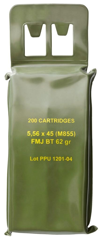 Ammo Storage Pack