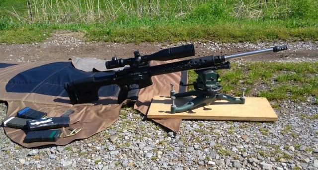 White Oaks Armament 5.56 NATO Rifle