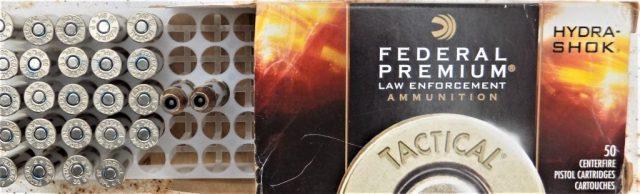 Federal .38 Special Ammunition