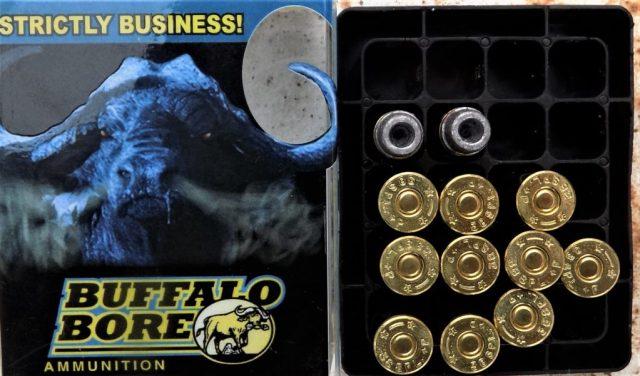 Buffalo Bore .38 Special Ammunition