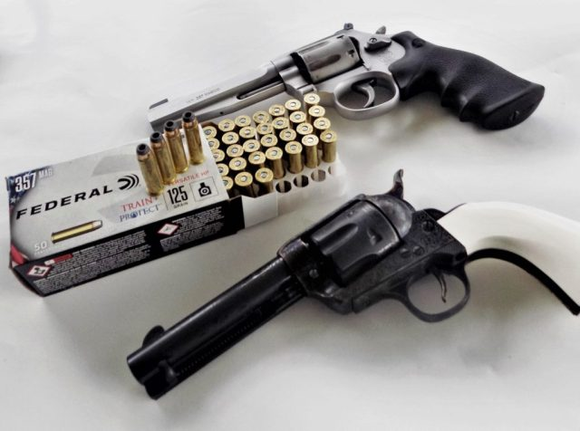 Federal Train and Protect .357 Magnum