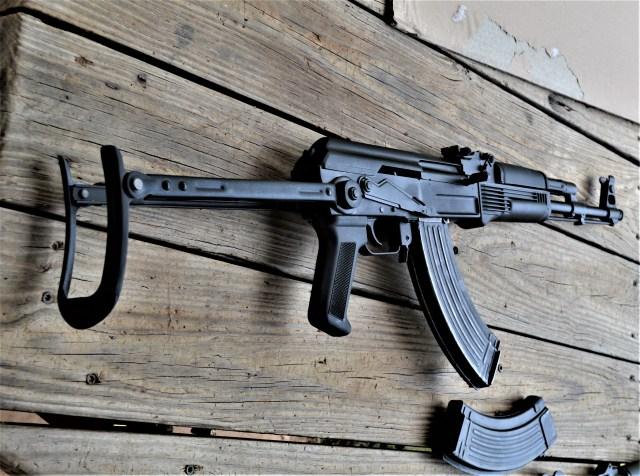 AK with Under-Folding stocks