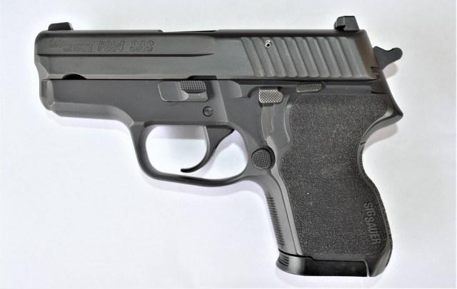 SIG P224 .40 Caliber