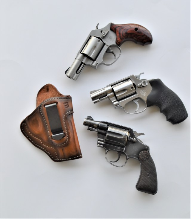 Revolvers and Holster