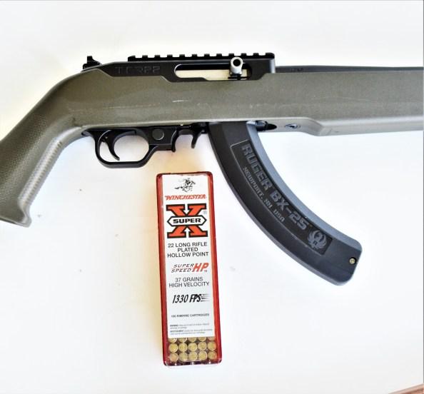 Winchester Super X .22 LR Ammunition