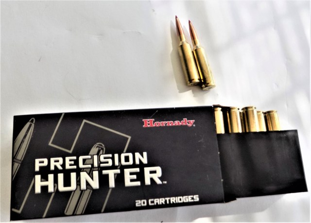 Hornady 6.5 PRC Hunter Ammo