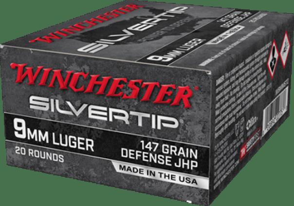 Winchester Silvertip Ammunition