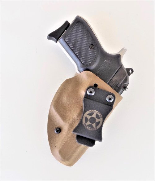 Bersa Pistol In Holster