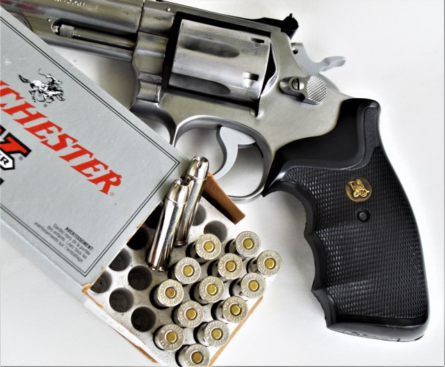 .357 Magnum Revolver and Defense Loads