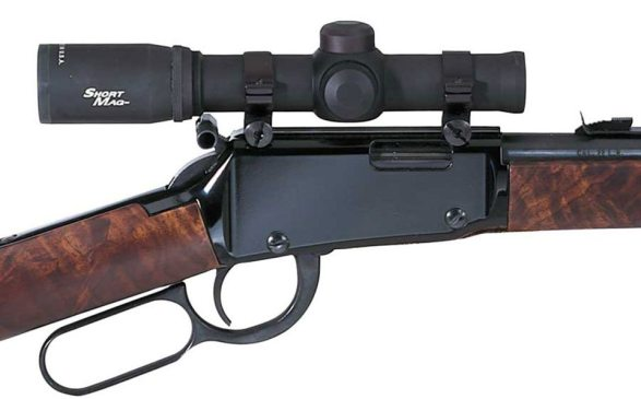 Henry Rifle with Scope
