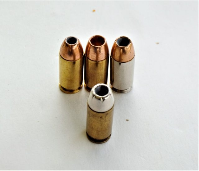 Winchester .40 S&W Silvertip