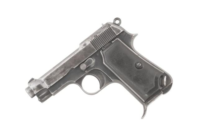 Old Beretta Compact Pistol