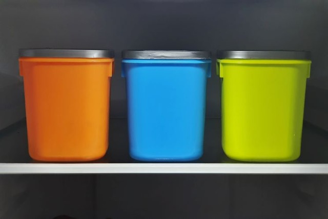 Plastic Storage Container Survival Products