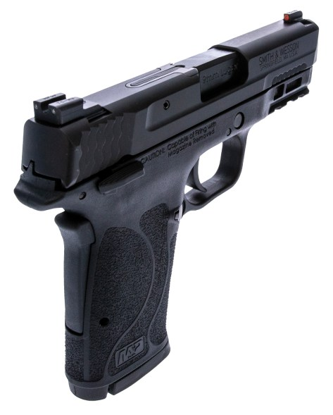 TRUGLO Sights on Smith & Wesson M&P EZ