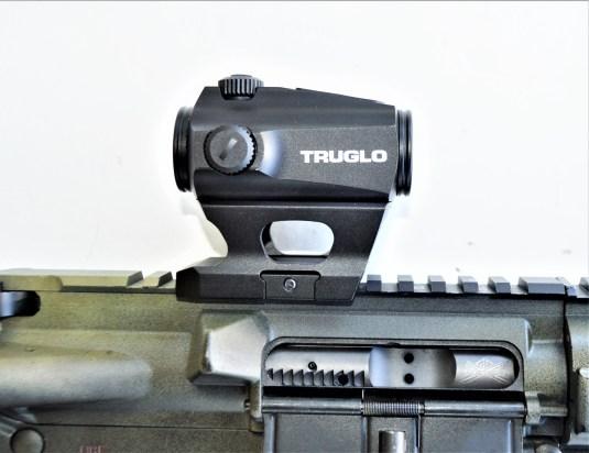 TRUGLO IGNITE On AR-15 Rifle