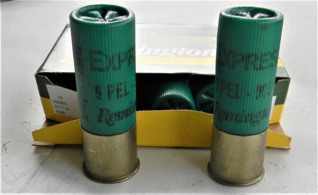 Remington 12-gauge loads