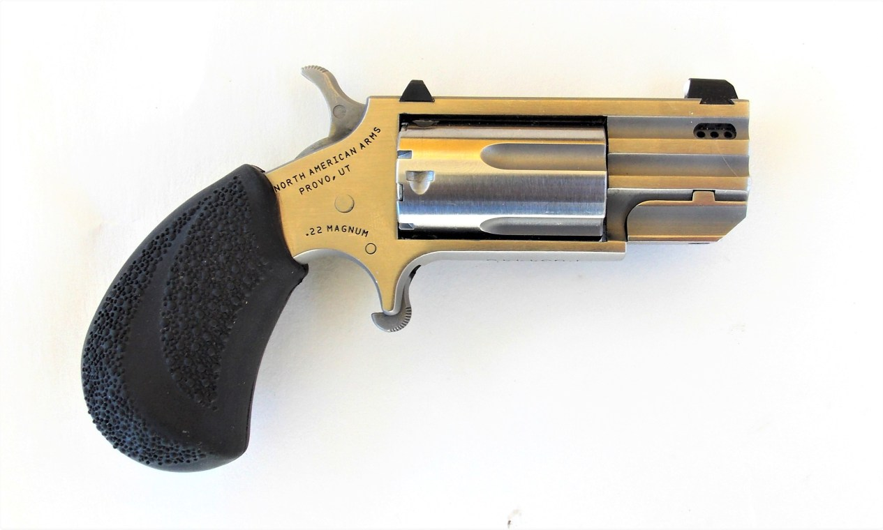 North American Arms Pug Revolver