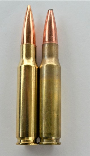 Two Cartridges for Loading