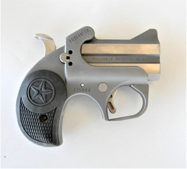 Small .45 ACP Derringer