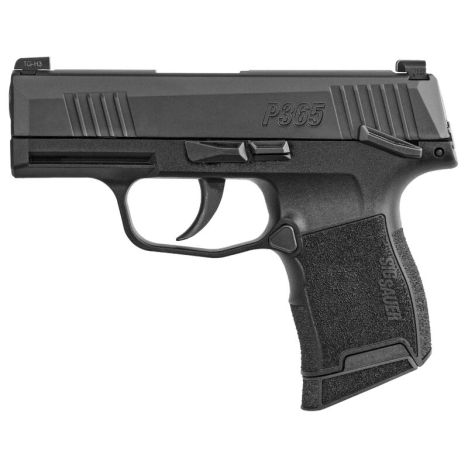 SIG P365 with Manual Safety