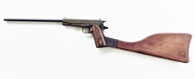 Iver Johnson 1911A1 Carbine