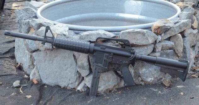 .45 ACP AR-15
