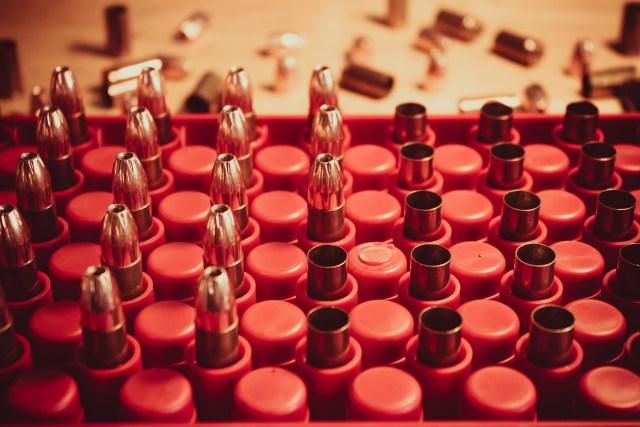 reloading pistol ammunition