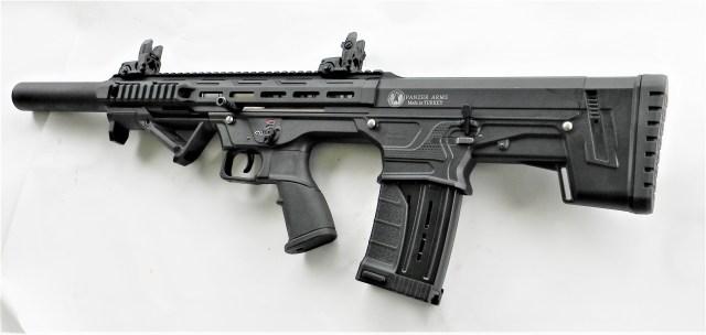 Panzer Arms BP-12 shotgun