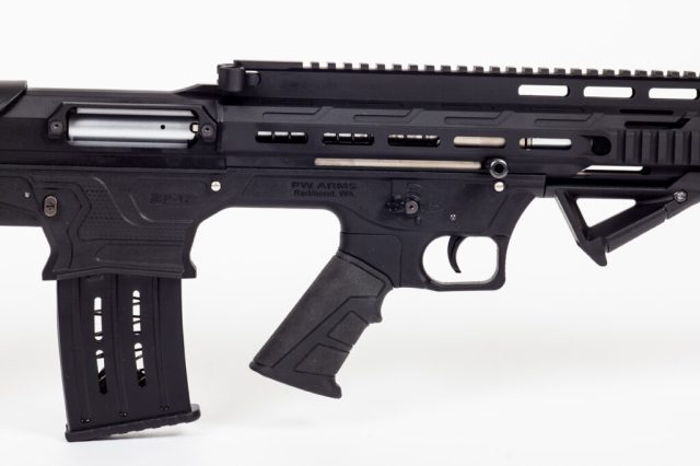 Panzer Arms BP-12 bullpup shotgun