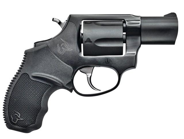 Taurus 856 double-action snub-nose revolver