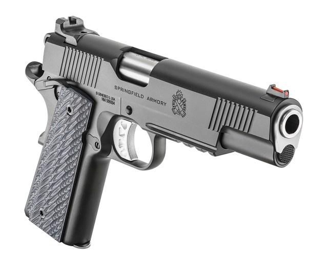 Springfield 1911 pistol - inexpensive guns