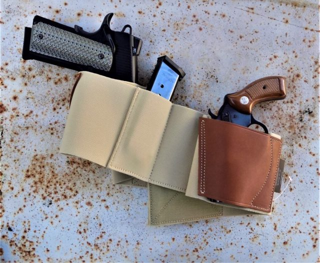 Galco Wraparound Belly Band Holsters