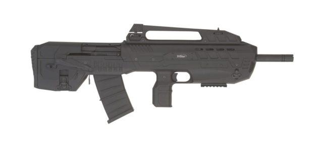TriStar Bullpup shotgun