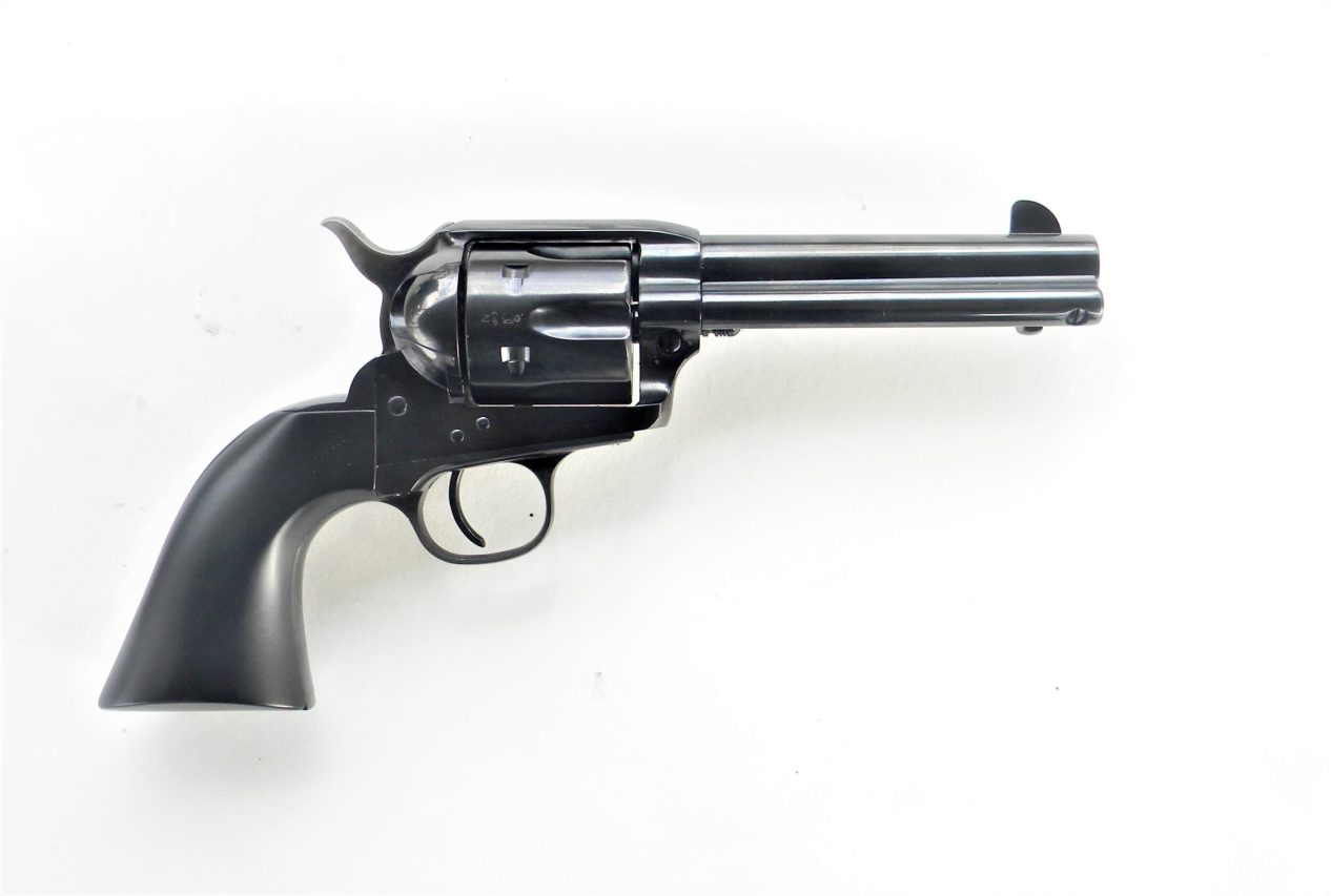 Devil Anse Single-Action Revolver