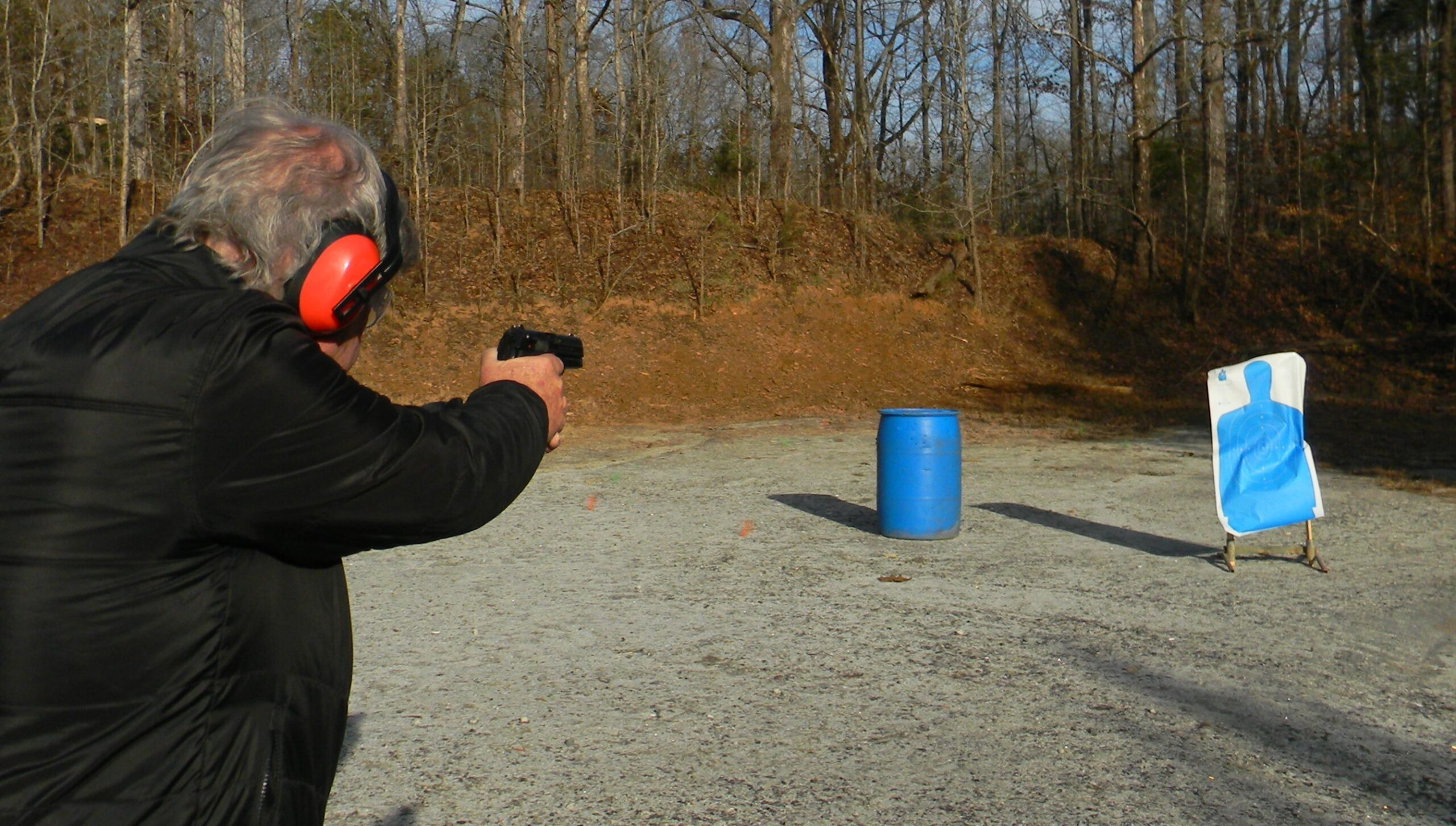 The Best Drills for Older Shooters