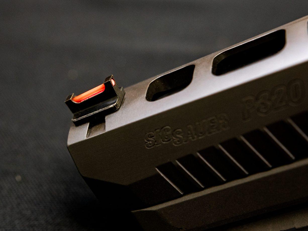 P320 Front Fiber-Optic Sight
