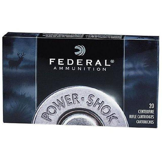 .338 Federal Ammo