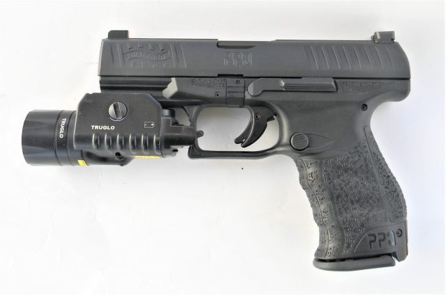 Walther With Light