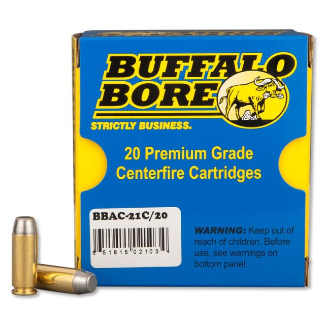 Buffalo Bore Ammo Box