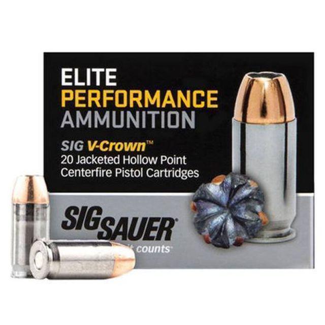 SIG Sauer Elite Performance Ammo Box