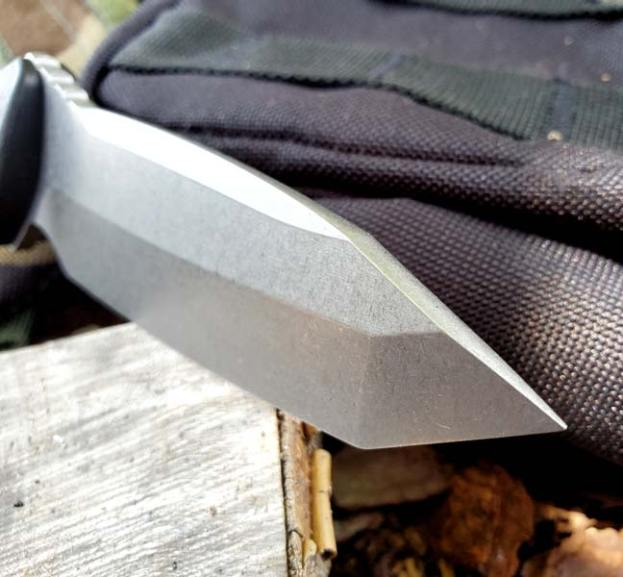Microtech SOCOM Alpha Mini Fixed Blade Knife