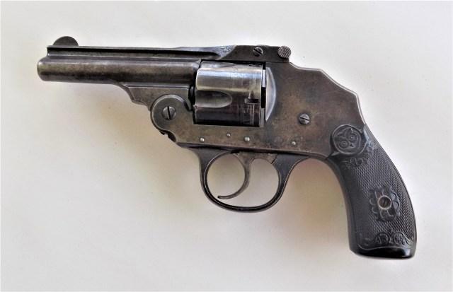 Iver Johnson DA Revolver