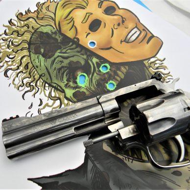 Colt King Cobra Target