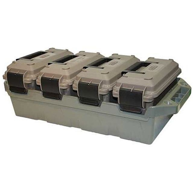 FDM MTM Ammo Crate with Ammo Cans